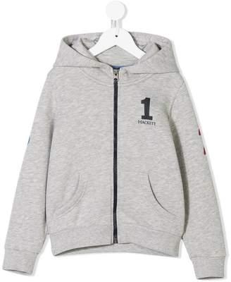 Hackett (ハケット) - Hackett Kids zip-up hoodie