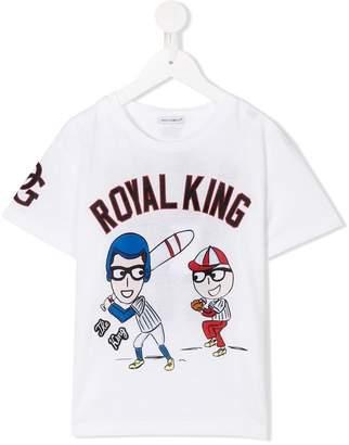 Dolce & Gabbana designers print T-shirt