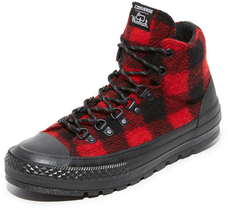 Converse Chuck Taylor All Star Street Hiker Sneakers $100 thestylecure.com