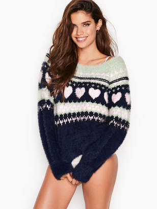 Victoria's Secret Victorias Secret Fairisle Sweater