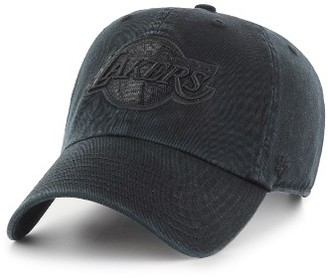 Women's '47 Clean Up Los Angeles Lakers Baseball Hat - Black $25 thestylecure.com