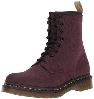 Dr. Martens Women's Vegan Castel Cherry Ankle Boot