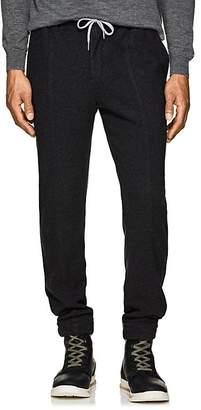 Marco Pescarolo Men's Brushed Silk Jogger Pants