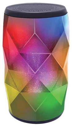 LAX Gadgets Laud Crystal Led Bluetooth Speaker