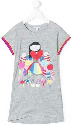 Little Marc Jacobs Miss Marc T-shirt dress