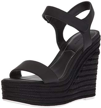KENDALL + KYLIE Women's Grand Wedge Sandal