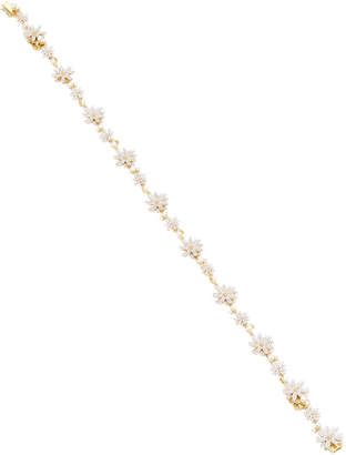 Anabela Chan M'O Exclusive Daisy 18K Gold And Diamond Choker
