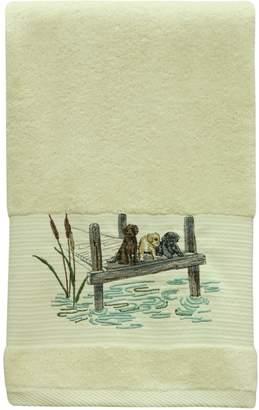 Bacova Woodland Dogs Bath Towel