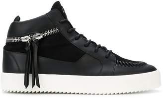 Giuseppe Zanotti Design Clifford mid-top sneakers