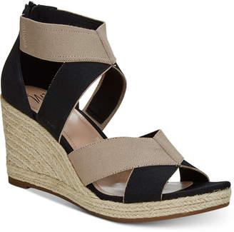 Impo Timber Platform Espadrille Wedge Sandals
