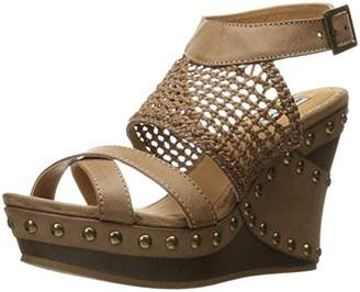 Not Rated Women's Coralie Wedge Sandal