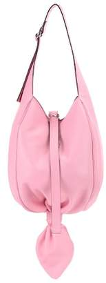 J.W.Anderson Knot leather tote