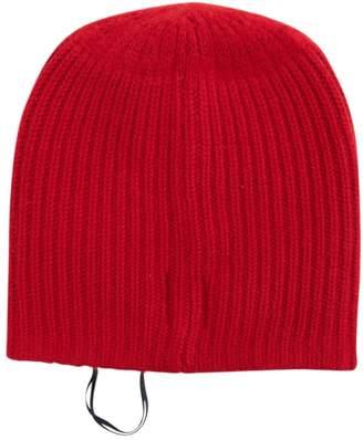 Madeleine Thompson Red Cashmere Hats