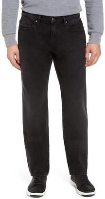 Frame L'Homme Slim Straight Fit Jeans (Sable)