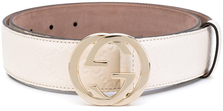 Gucci Gucci GG buckle belt