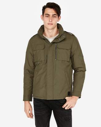 Express Nylon Five Pocket Jacket