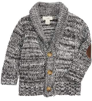 Finn Peek Essentials Peek Chunky Knit Shawl Cardigan