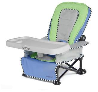 Summer Infant Pop 'n Sit Sweet Life Edition Recline Lounger - Blue Raspberry