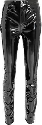 Rag & Bone Patent Skinny Pants
