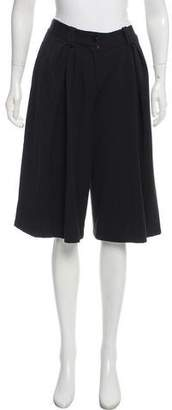 Thakoon Cropped High-Rise Pants