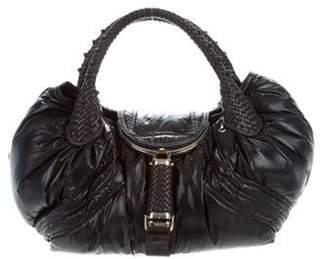 Moncler x Fendi Nylon Spy Bag Black x Fendi Nylon Spy Bag
