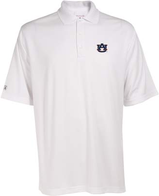Antigua Men's Auburn Tigers Exceed Desert Dry Xtra-Lite Performance Polo