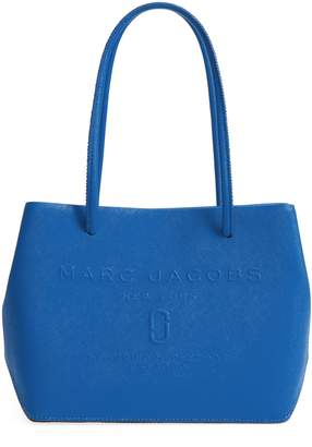 Marc Jacobs Mini Leather Logo Shopper Tote