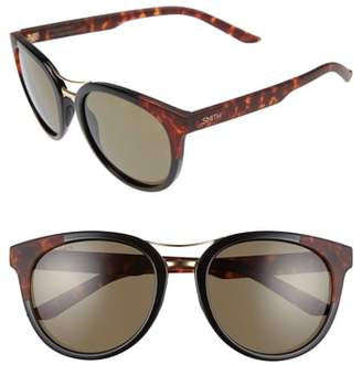 Smith Bridgetown ChromaPop 54mm Polarized Sunglasses
