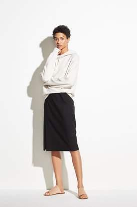 Vince Asymmetrical Pencil Skirt