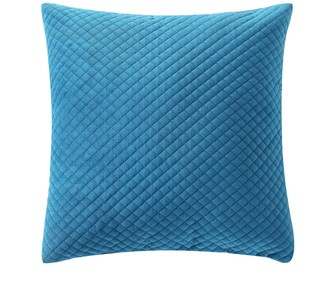 Vcny Home VCNY Mika Quilted Basketweave Decorative Throw Pillow