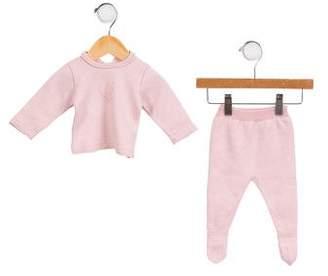 Paz Rodriguez Girls' Knit Pant Set