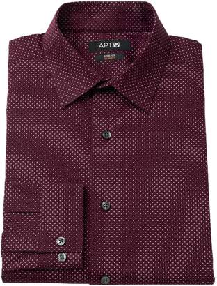 Apt. 9 Big & Tall Premier Flex Collar Stretch Dress Shirt