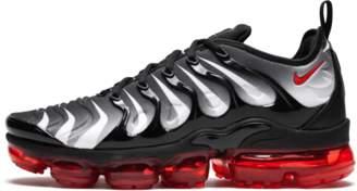 Nike Vapormax Plus Black/Speed Red