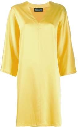 Gianluca Capannolo 3/4 sleeve dress
