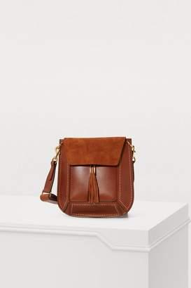 Isabel Marant Leather Sykan crossbody bag