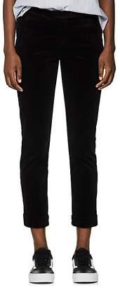 ATM Anthony Thomas Melillo Women's Cotton Corduroy Slim Pants