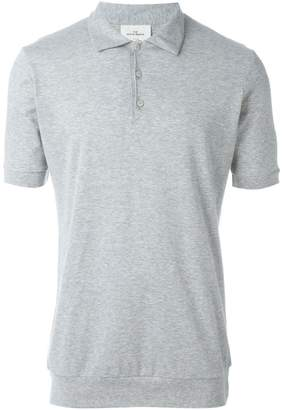 THE WHITE BRIEFS 'Maier' polo shirt