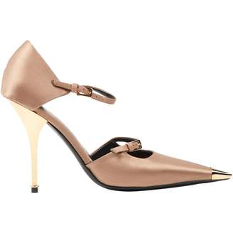 Tom Ford Brown Cloth Heels