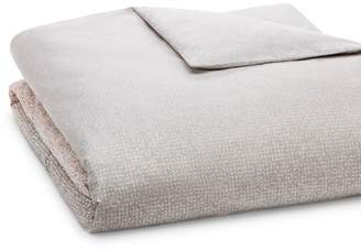 Oake Speckled Colorblock Duvet Cover, King - 100% Exclusive