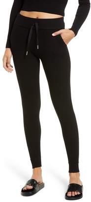 Ivy Park R) Ribbed Jogger Pants