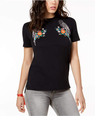 True Vintage Embroidered Graphic T-Shirt