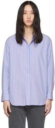 Rag & Bone Blue and Pink Audrey Shirt