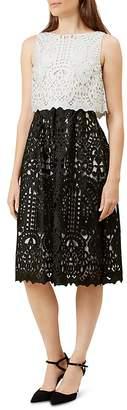 HOBBS LONDON Emmie Dress $525 thestylecure.com