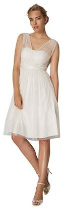 Phase Eight White Mae Wedding Dress
