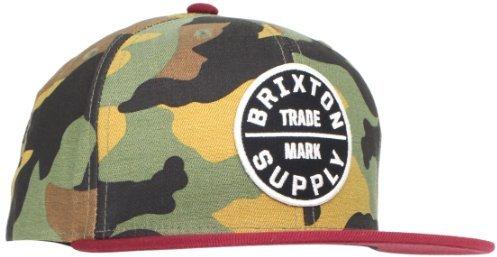Brixton Men's Oath Iii Snap Cap