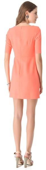 Shoshanna Delfina Dress