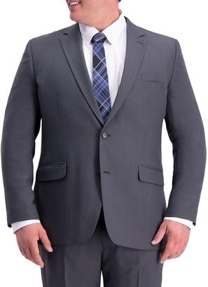 Haggar Big & Tall Travel Performance Classic-Fit Stretch Suit Jacket