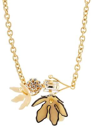 Marni Women's Floral Centerpiece Necklace