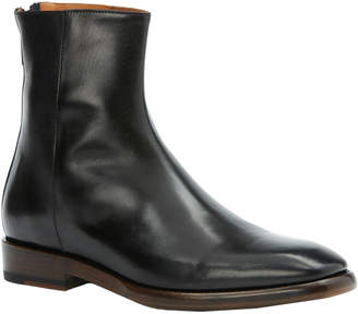 Frye Wright Back Zip Leather Boot