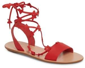 Loeffler Randall Heartla Wraparound Sandal
